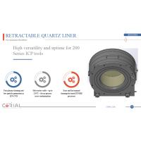 Quartz liner presentation