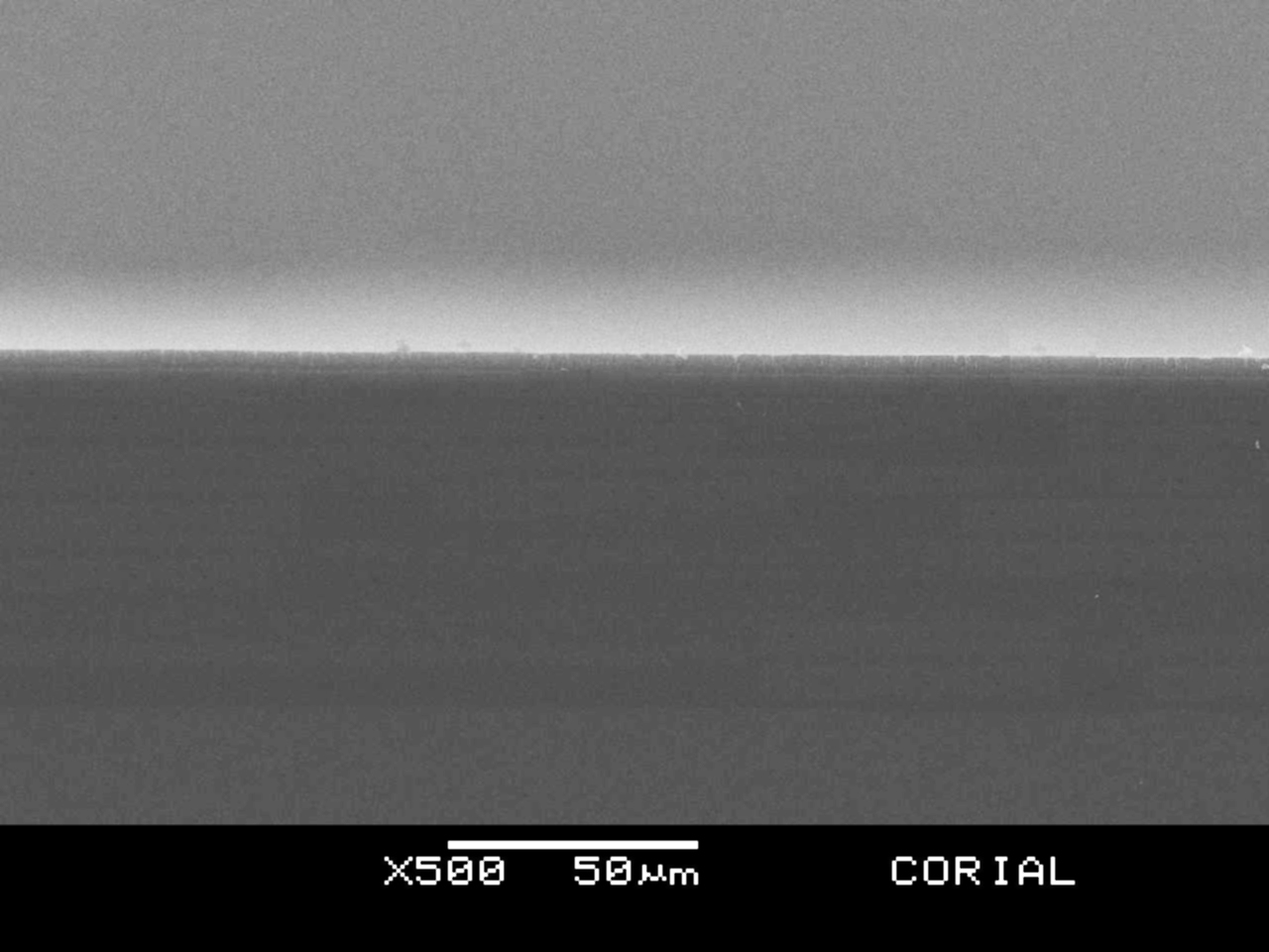 Thick SiO2 film deposition for hard mask