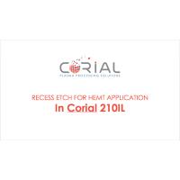 GaN recess etch for HEMT application