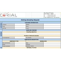 Sampling Request Form – Etching