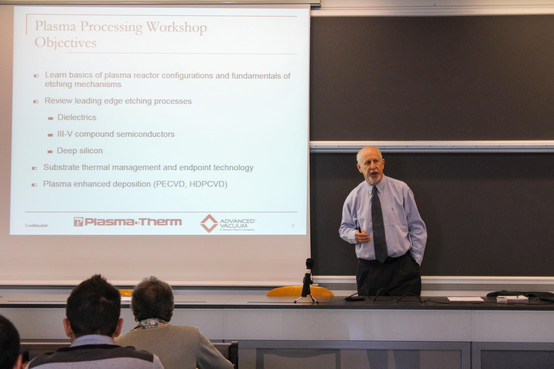 David Lishan Teaching 3